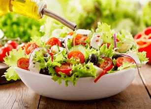 commander salades gourmandes